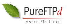 pureFTFd logo