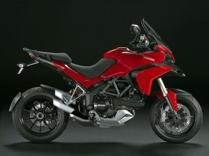 The new Ducati Multistrada 1200cc