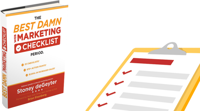 best marketing checklist