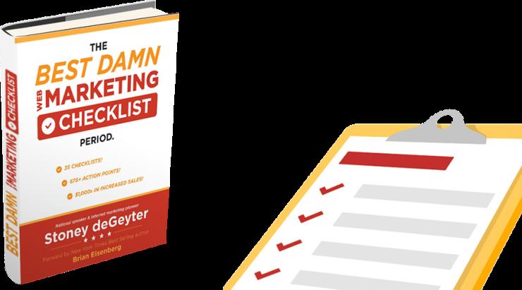 best marketing checklist