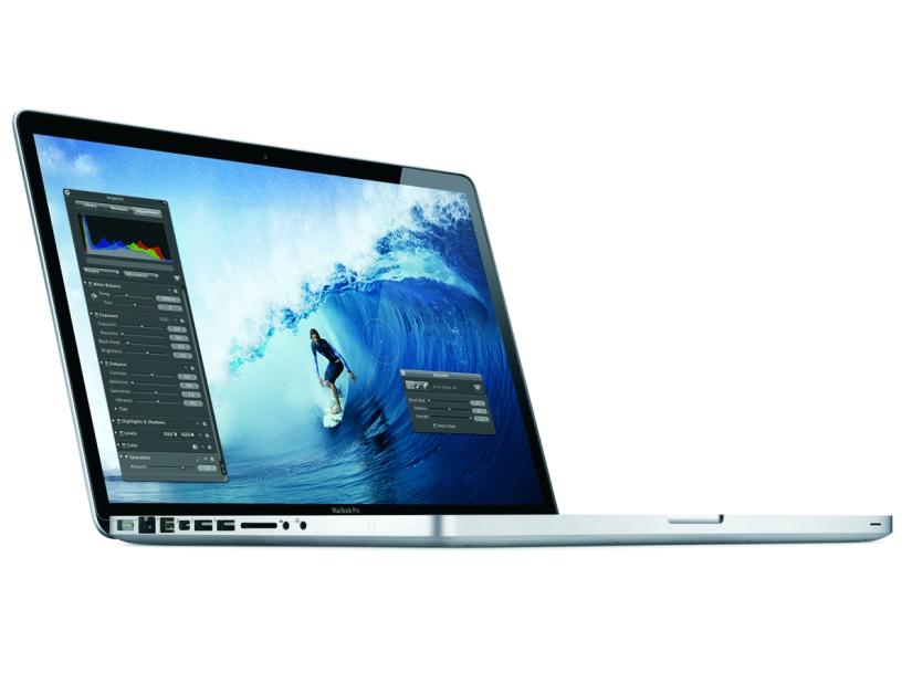MacBook Pro ishere!