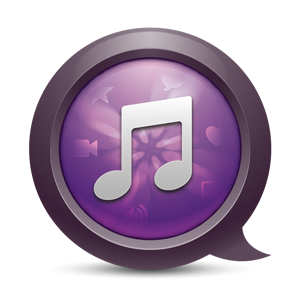 iTunes 10, alternative icon by Chris Carlozzi