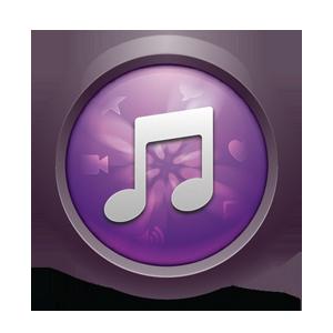 iTunes 10, alternative icon by Chris Carlozzi