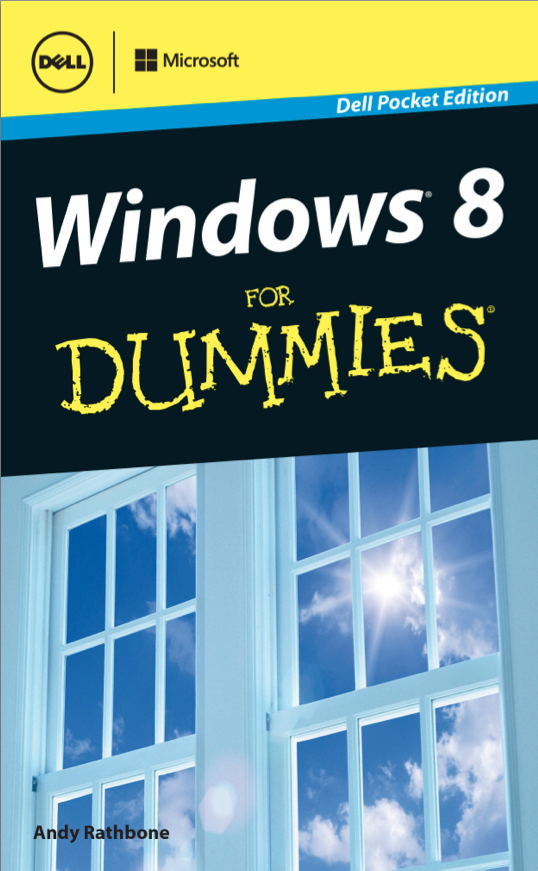Windows 8 for Dummies - Dell Pocket Edition