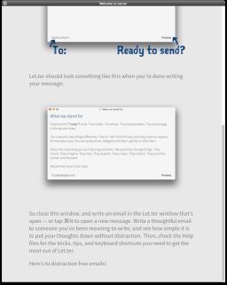 LET.TER, release1.0 -- 06