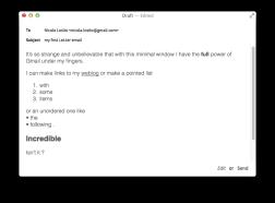 LET.TER, release1.0 -- 10