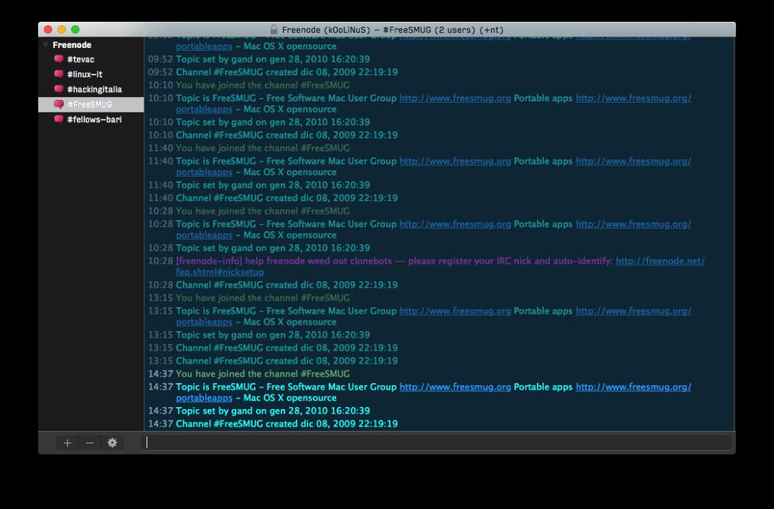 Lingo – an IRC client (2014-12-10) alle 15.59.28