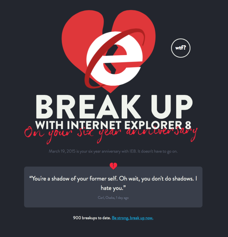 breakup_with_IE8