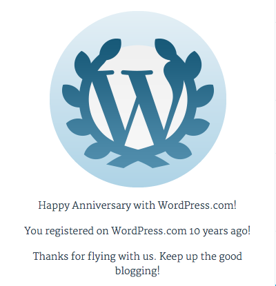 10-years-WPcom-badge