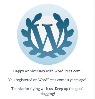 10-years-WPcom-badge