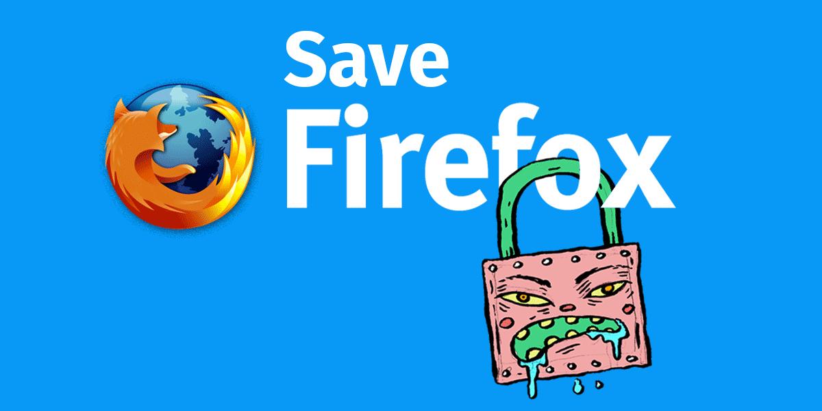 We need moreFirefoxes.