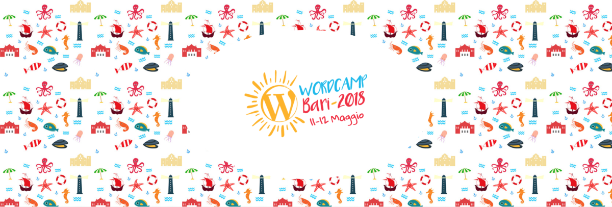 WordCamp Bari 2018 – get your ticket!